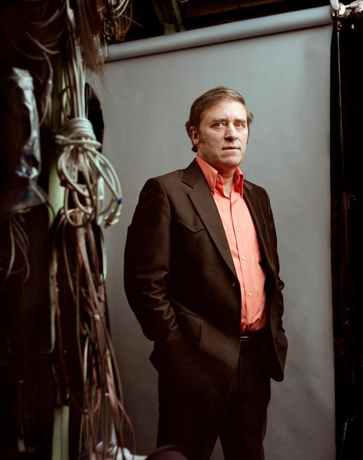 Portrait of Gordon Monahan