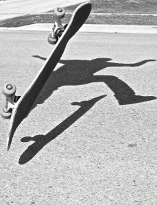Sean Langworth-Skateboard_Shadow