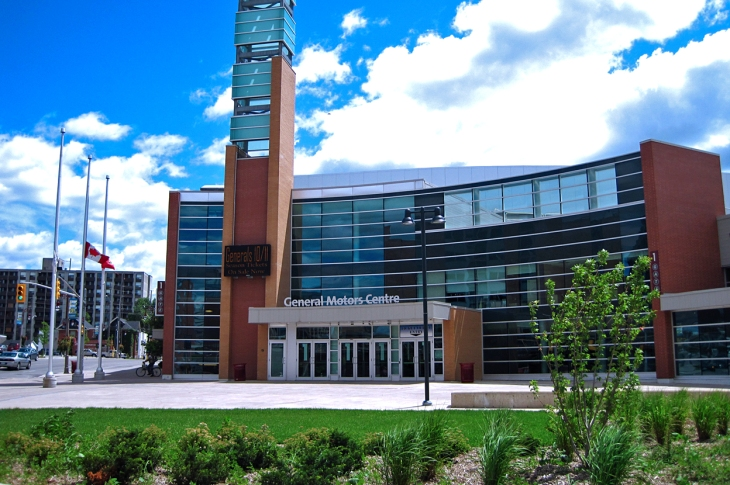 The GM Centre, Oshawa