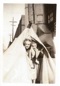 Female Employees, General Motors Strike, 1937