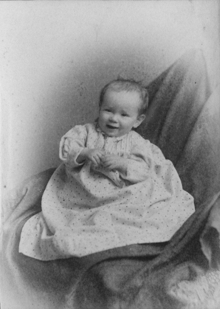 John Aubrey Morphy Portrait, 1891, Oshawa Public Libraries