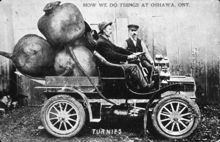 """How We Do Things At Oshawa, ONT."", 1911, Oshawa Public Libraries"