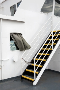Lindsay Lauckner Gundlock - Wind on the Ferry